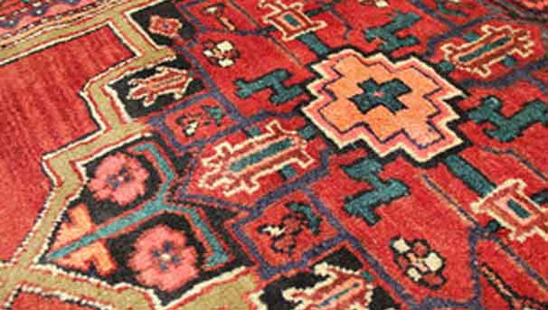 Absolute Floorcare clean Oriental rugs