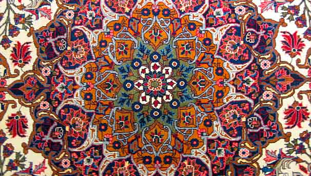 Absolute Floorcare clean Persian rugs