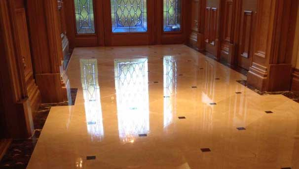 Glenrothes-Fife-marble-floor-polishing-restoration