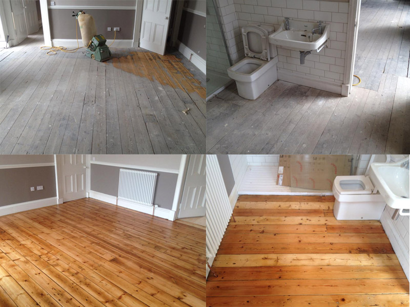 Wood Floor Sanding In Burntisland Fife Absolute Floorcare
